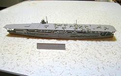 航空母艦加賀のプラモデル