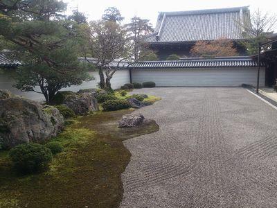 南禅寺の方丈庭園