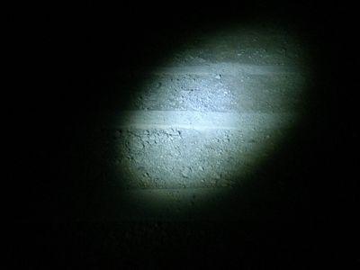 武田尾廃線ハイキングコースの第2のトンネル