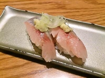 根室花まるの寿司